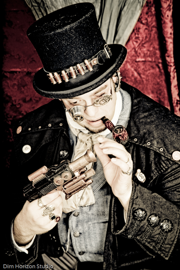 Atlanta's Doctor Q Presents the New Mechanical Masquerade