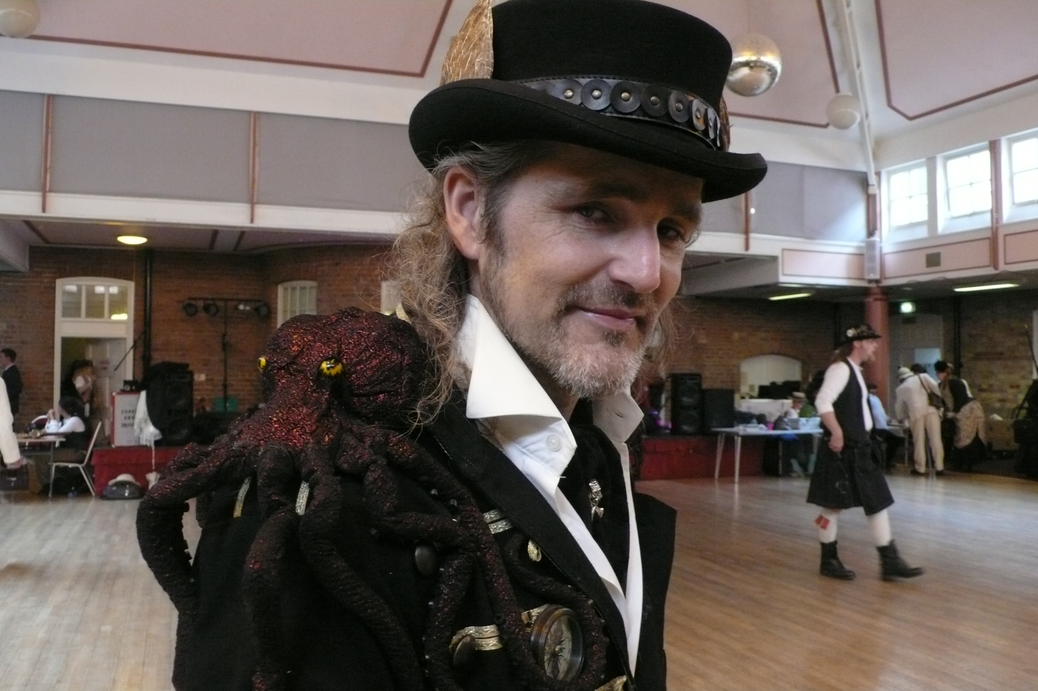 Steampunk Across the Pond: Weekend at The Asylum